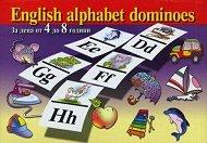 Картинно домино - Азбука на английски език -