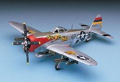 Изтребител - P-47D Nose Art - макет