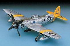 Изтребител - P-47D Special Expected Goose - Сглобяем авиомодел -
