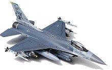 Военен самолет - F-16CG/CJ Fighting Falcon - Сглобяем авиомодел -