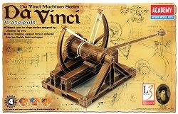 Da Vinci - Катапулт - Сглобяем модел -