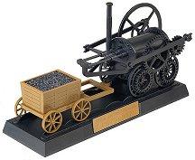 Парен локомотив - Сглобяем модел -