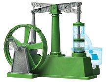 Помпа за добиване на вода - Сглобяем модел -