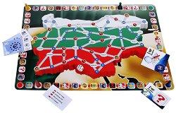 Ваканция в България - Семейна образователна игра -