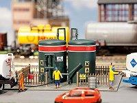 Резервоари за гориво - Сглобяем модел -
