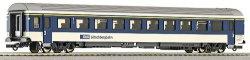 Пътнически вагон - Първа класа - ЖП модел -