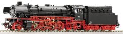 Парен локомотив - BR 042 - ЖП модел - макет