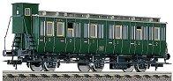 Пътнически вагон AB3 - Първа и втора класа - ЖП модел -