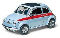 Автомобил - Fiat Abarth 695SS - Сглобяем модел - макет