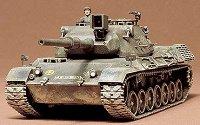 Танк - German Leopard Med Tank - Сглобяем модел -