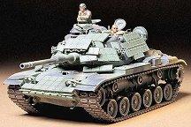 Танк - M60A1 - Сглобяем модел -