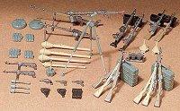 Боеприпаси на Немска армия - Комплект сглобяеми фигури -