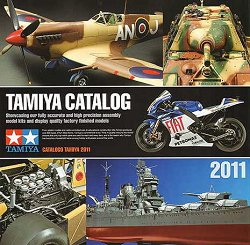 Каталог - Tamiya 2011 - За модели и макети - макет