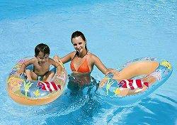 Детска лодка - Морско дъно - Надуваема играчка -