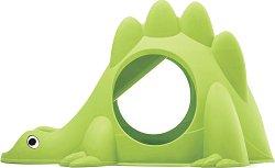 Детска пързалка - Динозавър - творчески комплект