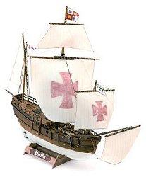 Каравела - Pinta - Сглобяем модел от дърво - макет