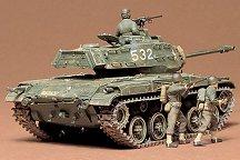 Танк - M41 Walker Bulldog - Сглобяем модел - макет