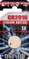Бутонна батерия CR2016 - батерия