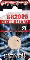Бутонна батерия CR2025 - батерия
