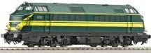 Дизелов локомотив - Модел 60 - ЖП модел -
