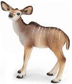 Антилопа куду - бебе - Фигура от серията - Животни от дивия свят -