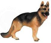 Куче - Немска овчарка - фигура