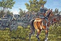 Войници от немската артилерия - фигури
