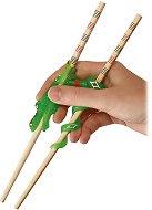 Тренажор за овладяване на китайски пръчици - играчка