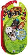 Могъщи бобчета - Серия 2 - Комплект от три броя Mighty Beanz - играчка