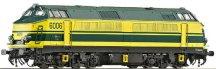 Дизелов локомотив - Модел 80 - ЖП модел -