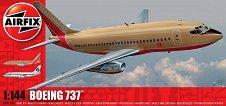 Пътнически самолет - Боинг 737 - Сглобяем авиомодел - макет