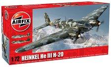 Бомбардировач - Heinkel He III H - 20 - макет