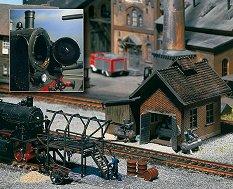 ЖП компресорна станция с аксесоари - Сглобяем модел -