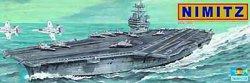 Самолетоносач - Nimitz CVN-68 - Сглобяем модел -