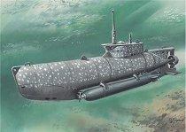 Подводница - Seehund - Сглобяем модел -