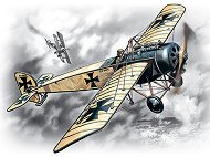 Военен самолет - Pfalz E.IV - Сглобяем авиомодел -