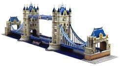Тауър Бридж, Лондон - 3D пъзел -
