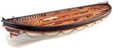 """Спасителна лодка от """"Titanic"""" - Сглобяем модел от дърво - макет"""
