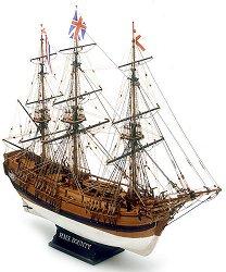Фрегата - H.M.S. Bounty - Сглобяем модел от дърво - макет