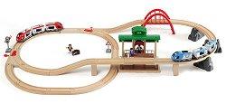 Два влака с релси - Пътешествие - играчка