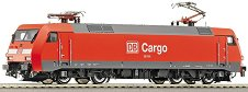 Електрически локомотив - BR 152 - ЖП модел -
