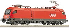 Електрически локомотив - Rh 1116 - ЖП модел - макет