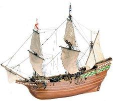 Флейт - May flower - Сглобяем модел на кораб от дърво -