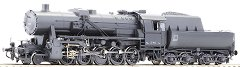 Парен локомотив - BR 52 - ЖП модел -