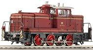 Дизелов локомотив - BR 260 - ЖП модел -