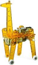 Крачещ жираф - макет