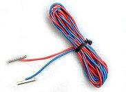 Захранващ кабел с пинове - Аксесоар за ЖП модели и макети - макет