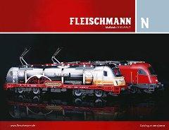 N Каталог - Fleischmann 2011/2012 - макет