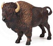 Американски бизон - Фигура от серията Диви животни - фигура