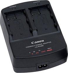 Зарядно Canon CA-PS400 - За батерии Canon BP-511 -